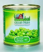 Зеленый горошек «Спелая грядка»
