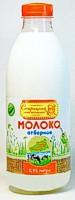 Молоко отборное «Старицкий молочник»