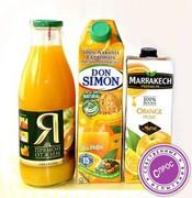 Тест апельсинового сока прямого отжима
